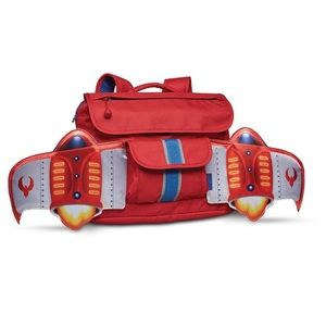 SMALL Firebird Flyer Backpack with Wings